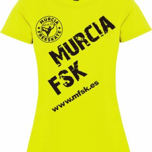 Camiseta Técnica Chica MFSK 18/19