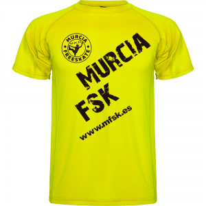 Camiseta Técnica Chico MFSK 18/19